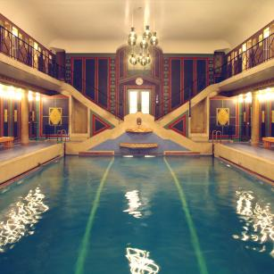 Bruxelles - Résidence Palace - Piscine | Brussel - Residence Palace - Zwembad
