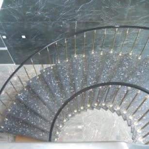 Barvaux-sur-Ourthe Route de Marche 35  -  escalier
