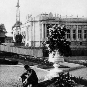 Tervuren - Koninklijk Museum voor Midden-Afrika - Archieffoto van de architect | Tervueren - Musée royal de l'Afrique centrale - Photo d'archive de l'architecte