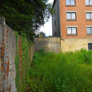 Neufchâteau, avenue de la gare 18/20 - Passage latéral
