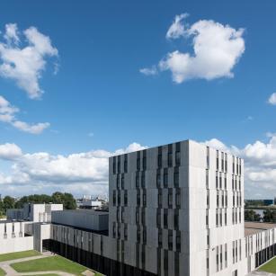 Antwerpen - Forensisch Psychiatrisch Centrum - Buitenaanzicht | Anvers - Centre de Psychiatrie Légale - Vue extérieure (c) VK Group