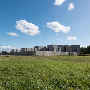 Antwerpen - Forensisch Psychiatrisch Centrum - Overzichtsfoto site | Anvers - Centre de Psychiatrie Légale - Photo d'ensemble du site (c) VK Group