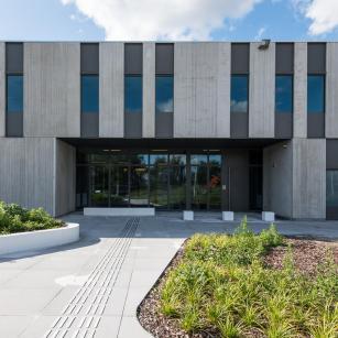 Antwerpen - Forensisch Psychiatrisch Centrum - Ingang | Anvers - Centre de Psychiatrie Légale - Entrée (c) VK Group