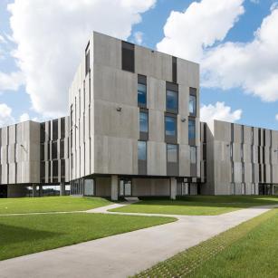 Antwerpen - Forensisch Psychiatrisch Centrum - Overzichtsfoto gebouw | Anvers - Centre de Psychiatrie Légale - Photo d'ensemble du bâtiment (c) VK Group