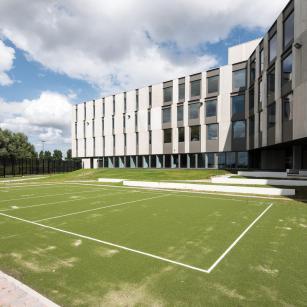 Antwerpen - Forensisch Psychiatrisch Centrum - Sportterein | Anvers - Centre de Psychiatrie Légale - Terrain de sport (c) VK Group
