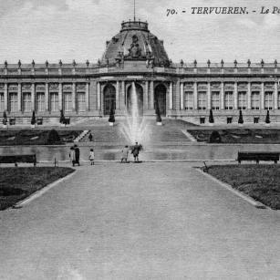 Tervuren - Koninklijk Museum voor Midden-Afrika - Archieffoto van het museum | Tervueren - Musée royal de l'Afrique centrale - Photo d'archive du musée