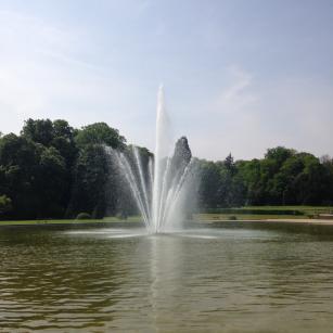 Tervuren - Koninklijk Museum voor Midden-Afrika - Fontein | Tervueren - Musée royal de l'Afrique centrale - Fontaine