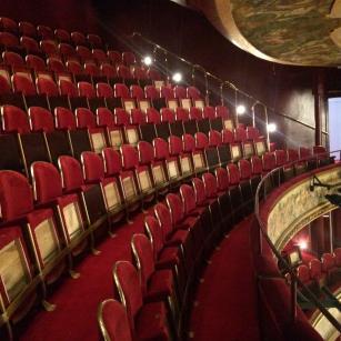 Brussel - Koninklijke Muntschouwburg - Renovatie | Bruxelles - Théâtre royal de la Monnaie - Rénovation