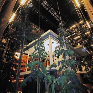 Brussel - Koninklijke Muntschouwburg - Binnenaanzicht na de renovatie | Bruxelles - Théâtre royal de la Monnaie - Vue intérieure après la rénovation