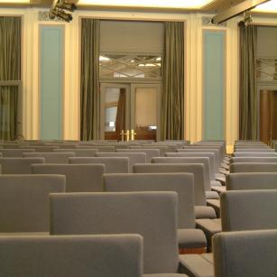 Bruxelles - Résidence Palace - Salle Polak | Brussel - Residence Palace - Polakzaal
