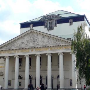 Brussel - Koninklijke Muntschouwburg -Renovatie | Bruxelles - Théâtre royal de la Monnaie - Rénovation