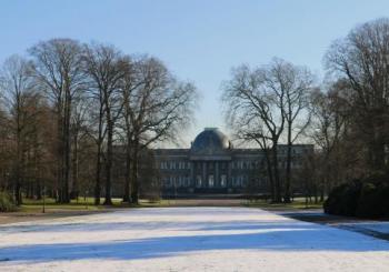 Laken - Domein in Laken - Buitenaanzicht | Laeken - Domaine de Laeken - Vue extérieure