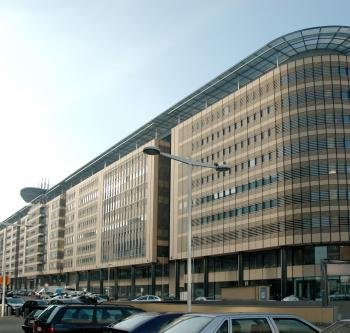 Bruxelles - Eurostation   Brussel - Eurostation